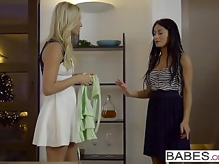 Babes - Giving Thanks  starring  Lexi Dona and Cayla Lyons c