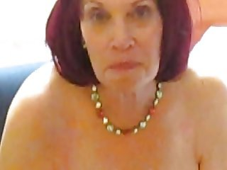 Aunt Sue nude chat about anal and cock sucking