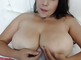 big-breasted latin cam-slut