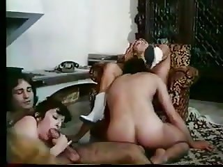 Classic French Orgy