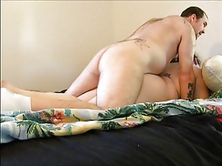 Ex Wife Ass Fucked with facial