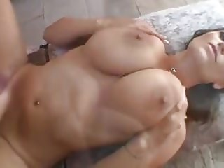 Wild Sex Sets Her Boobs in Motion