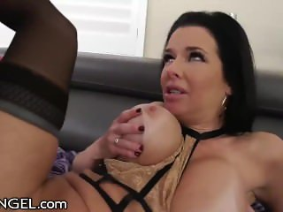 Big Titty MILF Veronica Avluv Drilled Anally and Vaginally