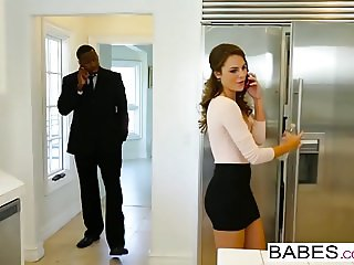 Babes - Black is Better - Playful Passions  starring  Ally T