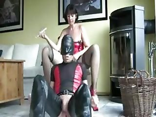 fetish couple show