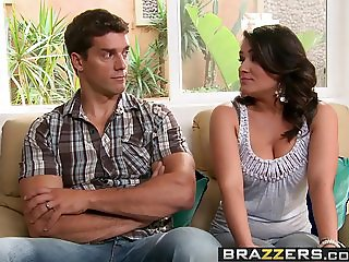Brazzers - Real Wife Stories - Threesome Therapy scene starr