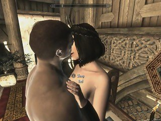 Skyrim - Sex With My Wife (Serana)