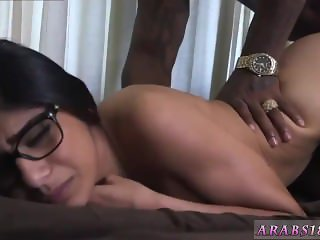 Arab gang bang Mia Khalifa Tries A Big