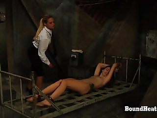 No Escape 2: Harsh Whipping And Punishment For Slave