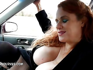 Cock sucking hitchhiker taken home