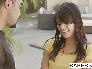 Babes - Black is Better - A Helping Hand starring Stallion a
