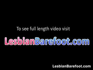 Hot lesbians kissing and pussy licking part6