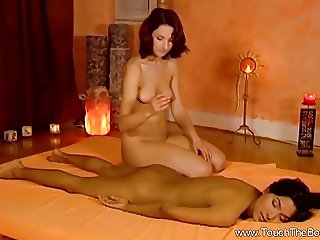 Relaxing Female Massage Techniques