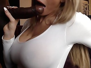 Your wife finds a BBC in the club