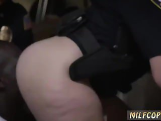 White couple with ebony girl first time