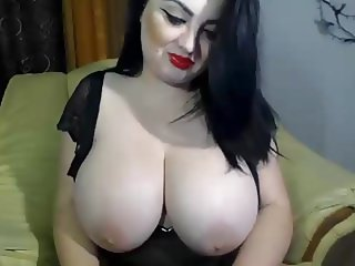 Webcam Hardcore Part 75: Big Titts!