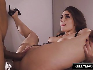 KELLY MADISON - Valentina Nappi Gets Covered in Cum