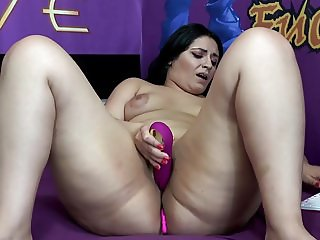 Webcam Hardcore Part 74: Tripple Toys