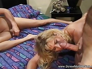 Swinger Hotwife Needs Rough Sex Now