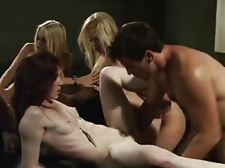 Orgy with Stoya and Jesse