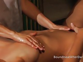 The Roman Dreams: Perfect Lesbian Massage And Tits Groping