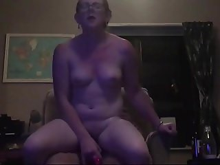 Homemade Couch Fuck