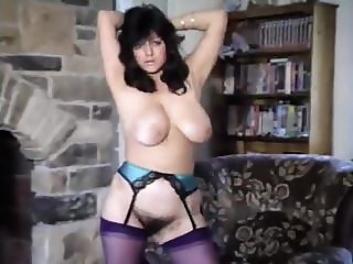 SATISFACTION GUARANTEED - big tits hairy beauty strip dance