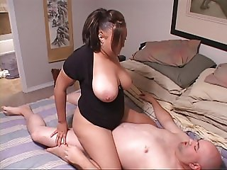 Big Butt Mexican MILF Gets Butt Fucked