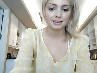 girl on webcam