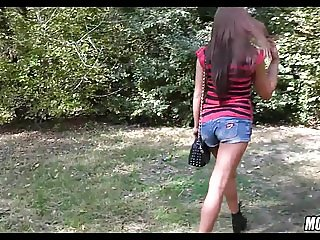 fucking Her in a Public Park