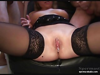 Extreme Creampies & Cumshots - Sexy Natalie T2