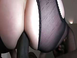 blonde mature whore fucked in te ass by bbc
