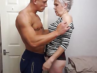 Old Cougar Devours Young Athlete