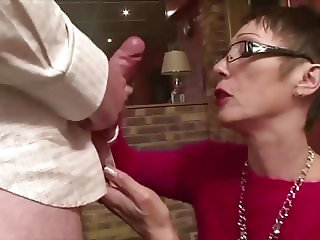 Dirty Mature Loves Cock