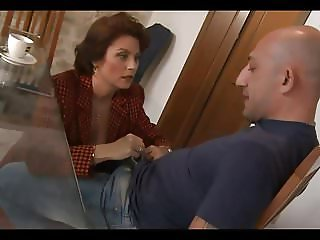 Italian, Roberta Fucks the Plumber #1 (Recolored)