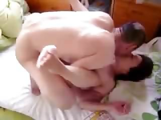 Japanese mature couple