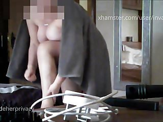 Mature Wife With Big Tits Exposed on Cam 7