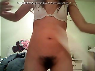 hairy teen webcam