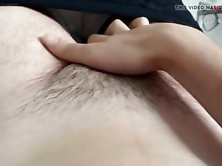hairy teen masturbating