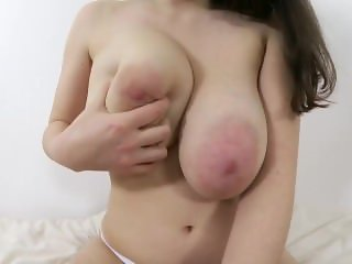 Those big boobs went viral watch part2 on 19cam com