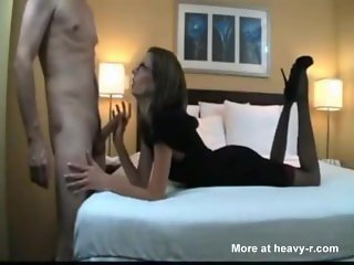 Mom get creampied by son - Roleplay