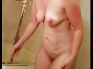 Before Shower Candid Compilation