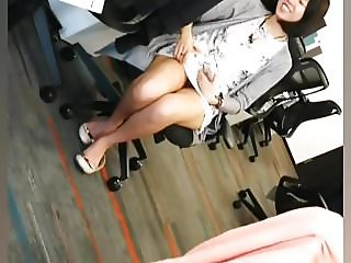 Office upskirts 5