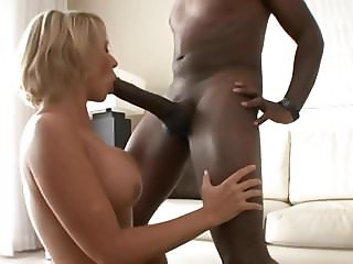 Monster Cock For Short Hair Blonde
