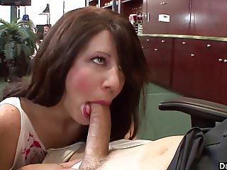 Fucking Her Stepdad For Money