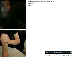 Omegle Thick Cock Reaction 2