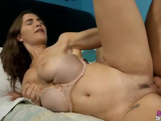 Molly Jane - Helping My StepDaughter With Sex Ed