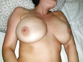 Cum Session on Big Tits Fucking & Blowing