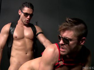 Thick Dick Latino Daddy Fucks His Boy's Hot Sexy Brother