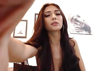 Masturbation Young Cute Shemale